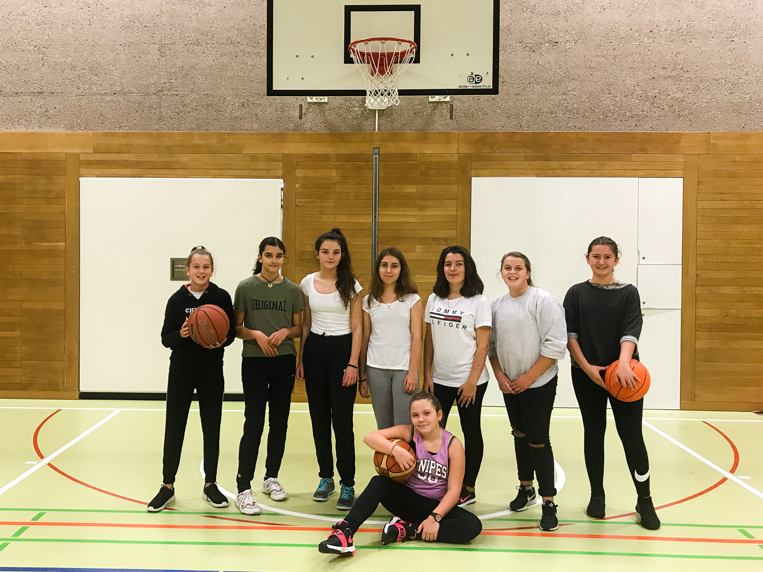 Basketball Kreuzlingen Team U15 01